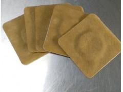 -5*5中间内径1.5肤色无纺布加圈空白贴