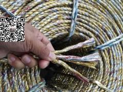 -厂家直销黄金绳打包绳大棚配件压膜线压膜绳塑